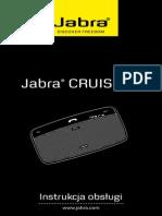 Jabra Cruiser2 Manual (Polish)