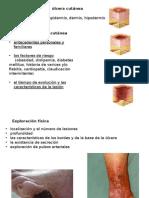 ulceras cutaneas