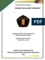 Buku Pedoman Dasar Keperawatan Emergency S2 JK FK UB , 16 Pebr 2015