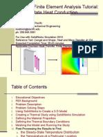 Steady State Heat Conduction Heat Transfer FE Learning Module_v1_01272011_Watson.ppt