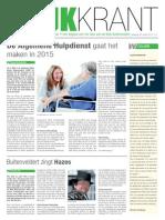 Wijkkran Buitenveldert Amsterdam Maart 2015