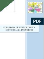 Strategia de Dezvoltare a Sectorul 6 Bucuresti