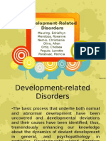 Dev Related Disorders 2