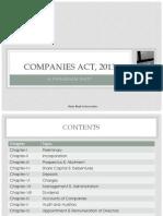 Companies Act, 2013