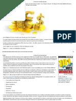 Le 5 Règles d'or Pour Investir Avec Succès