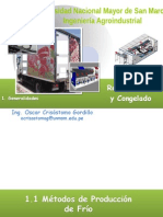 Introduccion a refrigeracion y congelado