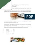 Cara Menghitung Harga Jual Makanan Dan Minuman