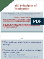 SF Motivation Principles.ppt