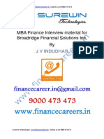 MBA Finance Interview material for Broadridge Financial Solutions Inc -2.pdf