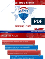 REAL ESTATE Changin Trends Hyderabad REMAX
