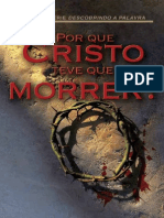 Porque Cristo Teve Morrer
