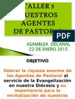 Nuestros Agentes de Pastoral