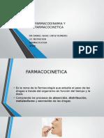Farmacodinamia y Farmacocinetica Clase