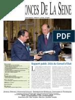 Edition Du Jeudi 5 Juin 2014
