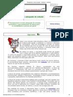 Planejamento e Modo de Estudar - Vestibular1 - Vestibular