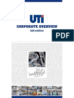 Uti Corporate Overview En