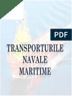 B Transporturile Maritime