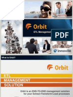 ORBIT GSM-UMTS-LTE ETL Program