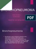 Bronkopneumonia-ppt