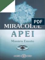 M.Emoto - Miracolul Apei [SSAN].pdf