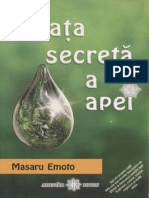 M.Emoto - Viaţa secretă a apei [8zAN].pdf