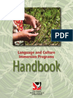 Language Immersion Handbook