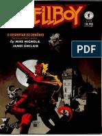 07 - Hellboy - Despertar Do Demônio #01 [HQsOnline.com.Br]