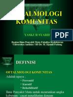 Copy (2) of Oftalmologi Komunitas