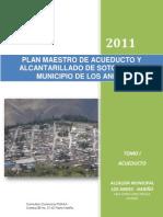 Plan Maestro AA Sotomayor - Acueducto