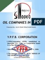 Oil Companies
