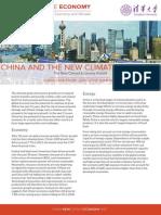 China and the New Climate Economy Exec Summary Eng