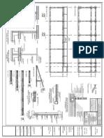 Planos Estructurales v4.1 CER Los Naranjos, Dabeiba
