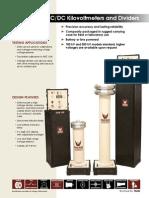 90603 AC DC Kilovoltmeters