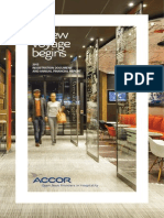 Accor group Annual report 2013