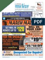 Milwaukee West,   Wauwatosa, West Allis Express News 03/05/15