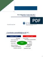 Investigacion de Mercado Naturaleza y Fines CIX2014