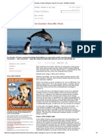 Scientists_ Dolphin Intelligence May Be Overrated - SPIEGEL ONLINE.pdf