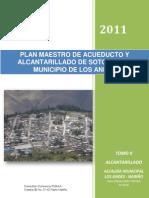 Plan Maestro AA Sotomayor - Alcantarillado