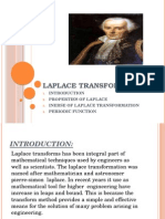 Laplace Transformation 1