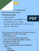 7. Penyebab Virus - Rhabdiviridae (RABIES) & RotaVirus