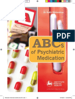 ABCs of Psychiatric Medicines