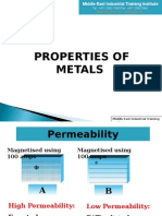 10 - Properties of Metals