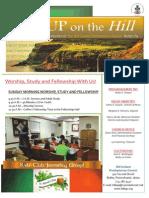 Newsletter March 2015