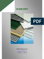 Catálogo MVCR Gradil PRFV