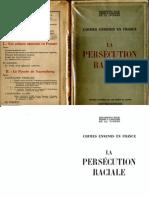 La Persecution Raciale