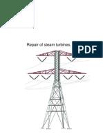 Repararea Turbinelor Cu Abur Remont Parovie Turbin ENG