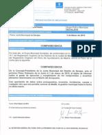 Comparecencia de la Concejala del Distrito sobre el grado de ejecución y cumplimiento de compromisos y acuerdos plenarios con el Bº del Aeropuerto