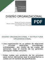 Diseño Organizacional de Proyectos