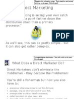 Defining Direct marketing