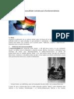 Historia de La Homosexualidad Contada Para Fundamentalistas